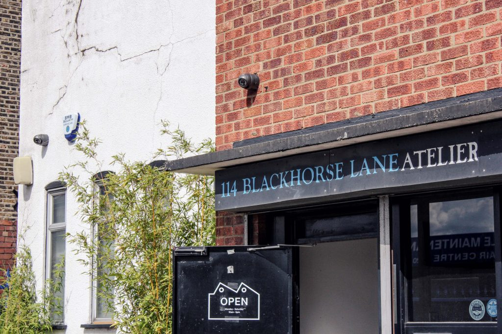 Blackhorse Lane Ateliers Denim Factory