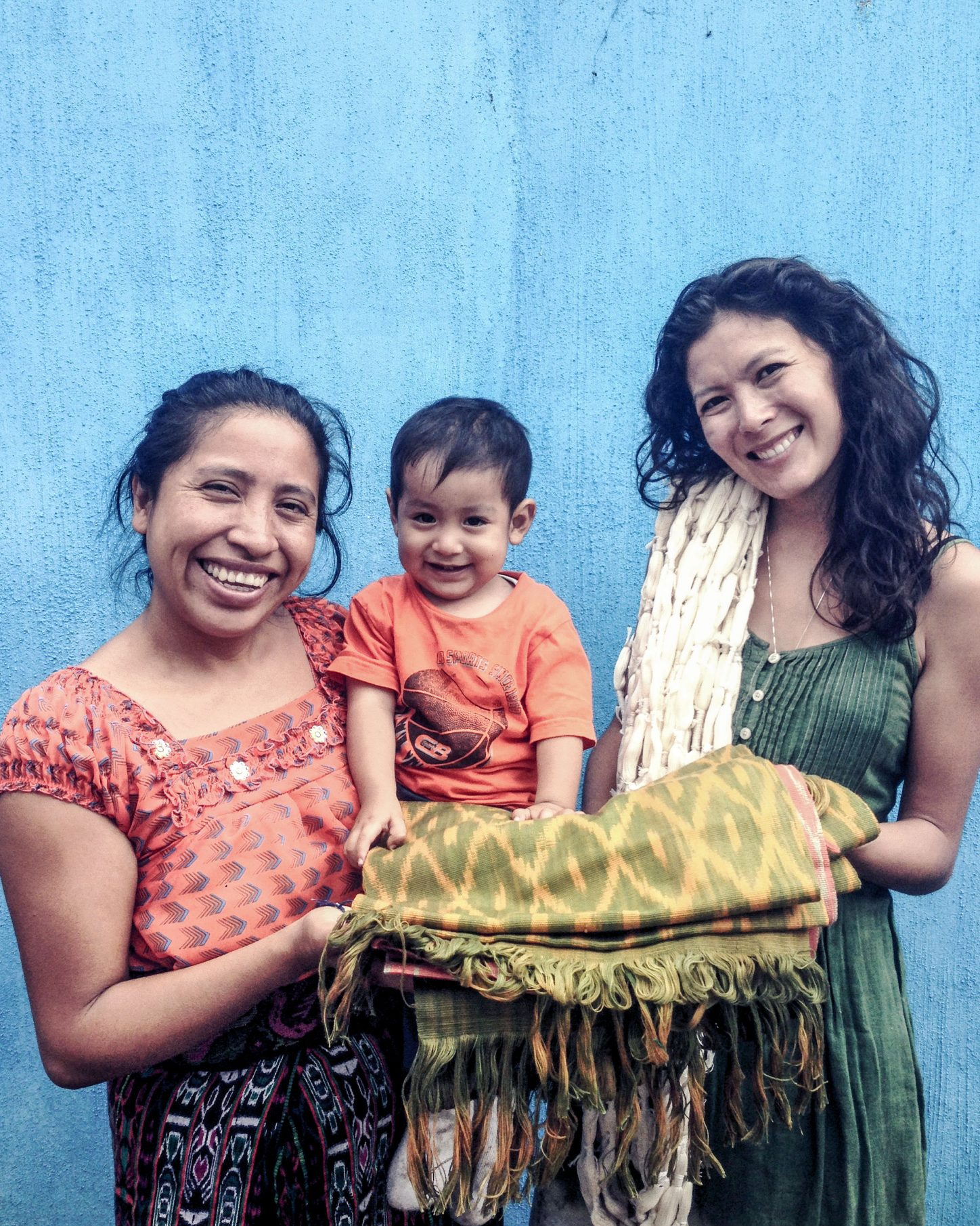 Textile Travels to Guatemala